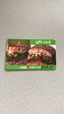 Fresh To Order Gift Card Value $129.27