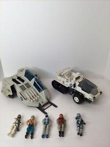GI Joe Vehicle Lot And Figures