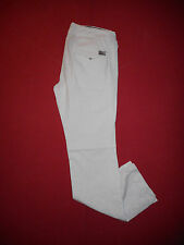 Tommy Hilfiger Zip-Fly - Ladies cream Trouser Pants - Waist 29 Leg 34 - K715