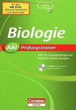 Abi Prüfungstrainer: Biologie: Buch mit CD-ROM. Über 30 ... | Buch | Zustand gut