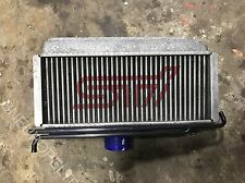 SUBARU IMPREZA FORESTER LEGACY TOP MOUNT INTERCOOLER WRX STI RA GDA GDB TURBO