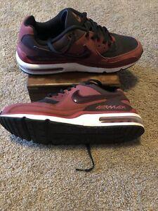 Nike Air Max Wright 687974-062 Men's Shoes Sneakers Sz 11.5 EUC Excellent Shape