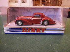 DINKY TOYS DY-14 DELAHAYE 145 in Rosso