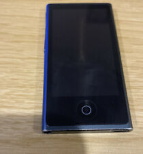 Apple iPod nano  7th Generation Black (16GB) - A1446 - Few Small Scratches