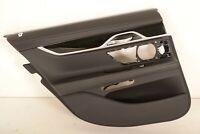 BMW 7 Serie G11 2016 Rhd Posteriore Lato Sinistro Porta Scheda Profilo Pannello