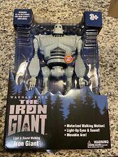 The Iron Giant Walmart Exclusive Light & Sound + Walking Features Nib