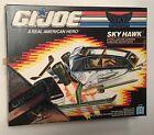 1989 GI Joe Cobra Sky Patrol Sky Hawk FEATURING CHROME METALIZED PARTS