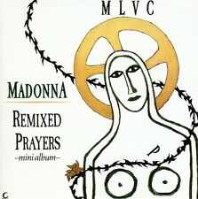 Madonna - Remixed Prayers EP [New CD] Australia - Import