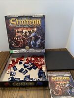 Stratego 50th Year Anniversary Board Game Hasbro Complete 2011