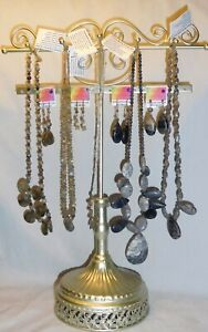 Labradorite or Picasso Marble Necklaces & Earrings by Healing Light Stones