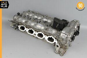 07-12 Mercedes W221 S550 CLS550 Left Engine Motor Cylinder Head M273 5.5 V8 OEM