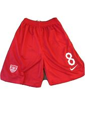 Mens USA Nike Away Soccer Shorts 2014 World Cup Size Large (L)