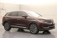 Lincoln MKX BLACK LABEL INDULGENCE THEME 2.7 TURBOCHARGED MSRP $62938