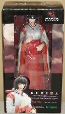 "Ninja Gaiden Kureha 1/6 scale Statue Figures Dolls 11.8"" 30cm Kotobukiya NIB"