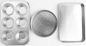 Baking Pan Set for EASY BAKE Ultimate Oven - Brand New Replacement (Non-OEM)