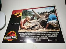 JURASSIC PARK Lobby Cards (1993) Complete Set of 8