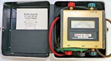 Midwest Instruments Model 830 Backflow Preventer Test Kit
