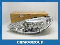 Light Projector Front Left Headlight Peugeot 206