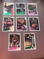 1994-95 Fleer Basketball - Milwaukee Bucks Team Set