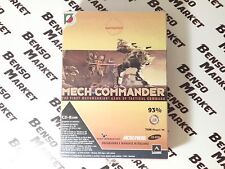 MECH COMMANDER - PC BIG BOX CARTONATO EDIZIONE LEADER ITALIANO - NUOVO SIGILLATO