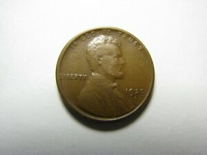 1920-D Lincoln Cent <>Fine Condition <> Satisfaction Guaranteed