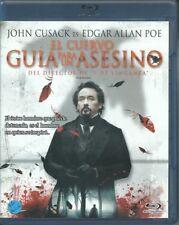 EL CUERVO GUIA PARA UN ASESINO BLU-RAY NEW
