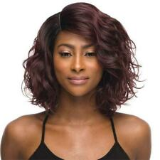 FreeTress Equal Lace Deep Invisible L Part Short waves Hair wig - Tammi