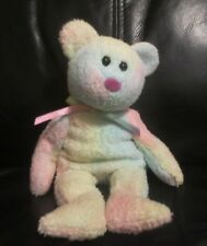 Ty Beanie Baby Groovy the Tie Dye Bear NO TAG