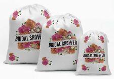 Darling Souvenir White Floral Bridal Shower Party Supplies Favor-0Ba