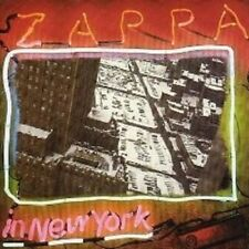 """FRANK ZAPPA """"ZAPPA IN NEW YORK"""" 2 CD ROCK NEU"""