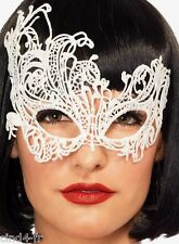 Masque dentelle sexy gothique / Halloween / Masquerade gothic erotic lace mask