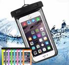 WATERPROOF POUCH CASE CREDIT CARD PASSPORT STASH FOR Apple iPhone 5S 6 PLUS 7 8