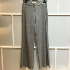100% authentic vintage Christian Dior pants with grey and white pattern