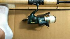 Vintage Unused Mitchell Outback Deluxe Travel Fishing Rod and Reel 6' 2 Pieces