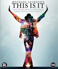 BLU-RAY MICHAEL JACKSON - THIS IS IT - NLO - R A/B/C - DTS HD - MASTERPIECE