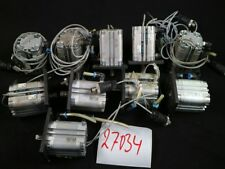 10 Stück Festo Pneumatik Zylinder Normzylinder Kurzhubzylinder #27034