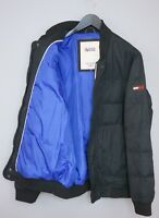 Men Tommy Hilfiger Denim Jacket Casual Hiking Camping Waterproof XXL ZFA252