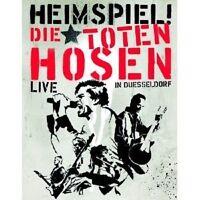"""DIE TOTEN HOSEN """"HEIMSPIEL: DIE TOTEN..."""" BLU RAY NEU"""