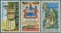New Zealand 1969 SG894-896 Law Society set MNH
