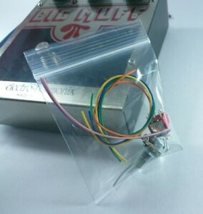 """EHX Big Muff NYC """"Tone Bypass"""" Modification Kit (For EC-3003 Revisions)"""