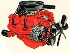 MoPar Script Date-Code Spark Plug Wires for 1965-1966 Barracuda - Dart - Valiant
