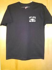 Vf-101 Last Of The Reapers 1942-2005 Short Sleeve T-Shirt In The Size Medium
