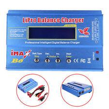 Alta Calidad IMAX B6 LCD pantalla digital RC Lipo NiMH batería cargador de equilibrio Nuevo