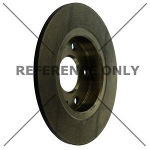 Disc Brake Rotor-AWD Rear Centric 120.45093