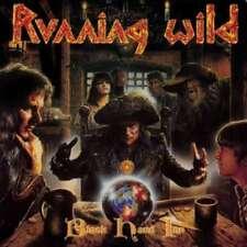 Running Wild - Black Hand Inn NEW CD