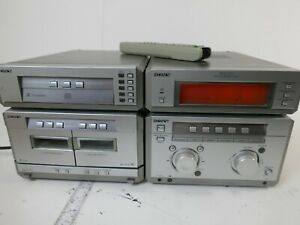 Sony MHC-NX1 Mini Stereo System 5 CD Changer with remote
