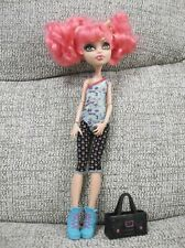 VGC Monster High Howleen Wolf Dance Class Doll Excellent Condition Complete
