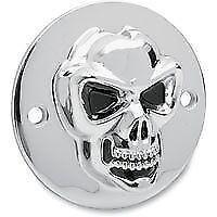 Cráneo De Temporización Cubierta Para Harley-Davidson Evo Big Twin & Sportster 2004 al presente