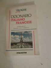 Dizionario Italiano Francese Prima Parte-Il Francese per te-DeAgostini-Tascabile