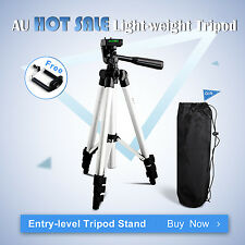 Professional Tripod Stand Rortable for DSLR Canon Nikon Sony Camera Camcorder